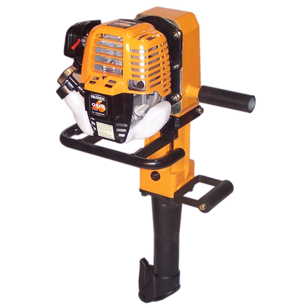 Gas Powered Post Driver Post Pounder Gas Paving Breaker
